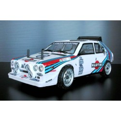 EZpower Carrozzeria Lancia Delta S4 + Decals + Accessori verniciata (art. EZRL2382)