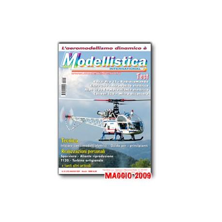 Modellistica Rivista di modellismo n°05 Maggio 2009