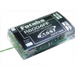 Futaba Ricevente 4 Canali FP R6004FF 2,4GHz per modelli Indoor (art. F0962)