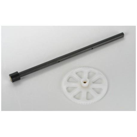 Blade Albero esterno, ingranaggio, set fermo BMCX (EFLH2213)