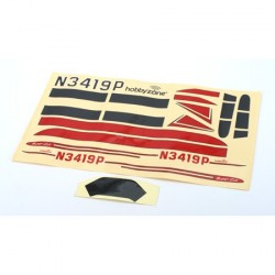 Hobbyzone Foglio decal Mini Super Cub (art. HBZ4810)