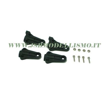 Gaui Hobby 204550 - Tail Grip Set