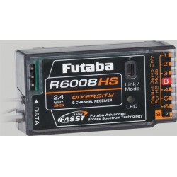 Futaba Ricevente 8 Canali FP R6008HS 2,4Ghz (art. 113)