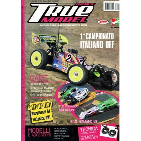 True Model GIUGNO 2009 n°06