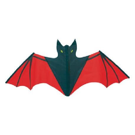 HQ Aquilone Bat colore Rosso cavi inclusi (art. HQ100034)
