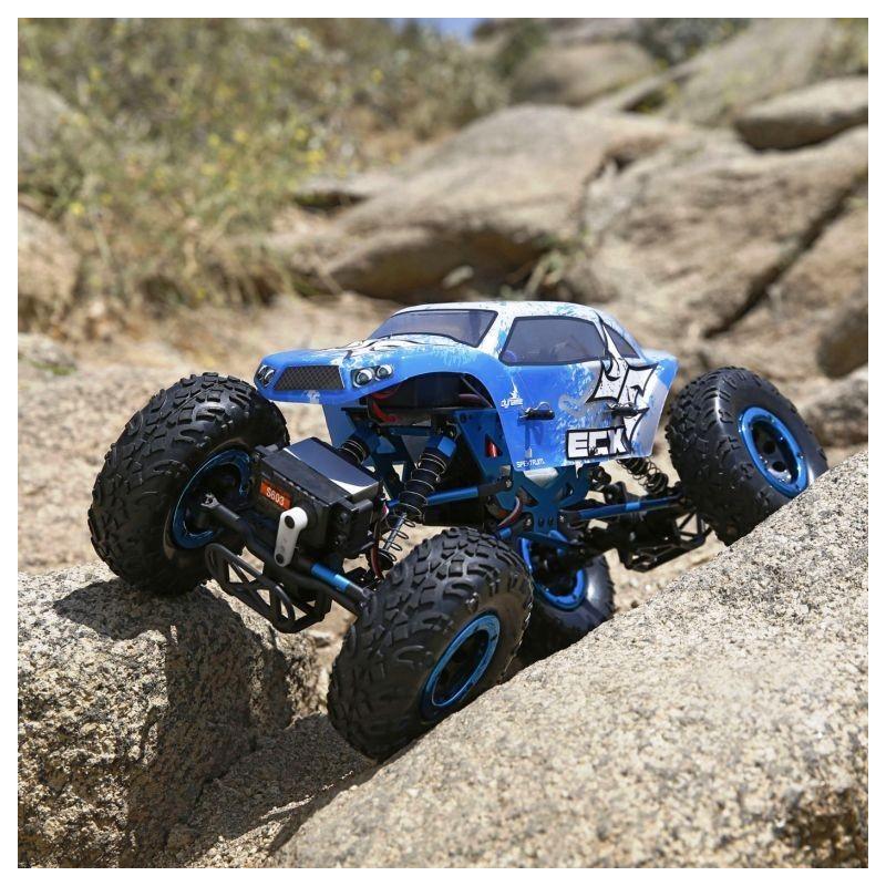 Rock Crawler Art : Ecx temper rock crawler rtr art casa