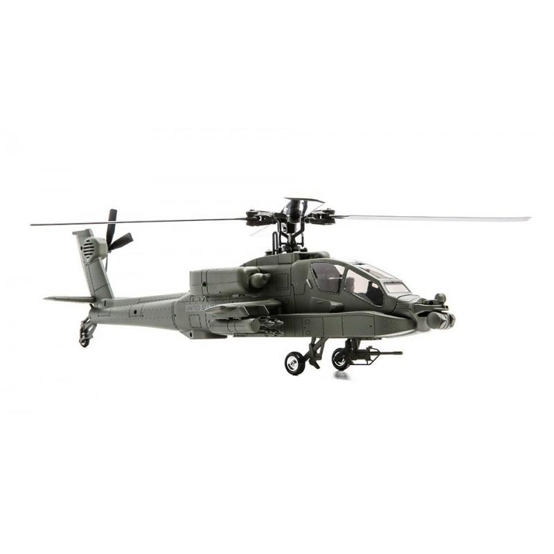 Elicottero Xperience 3d 450s : Blade elicottero elettrico micro ah apache rtf mode