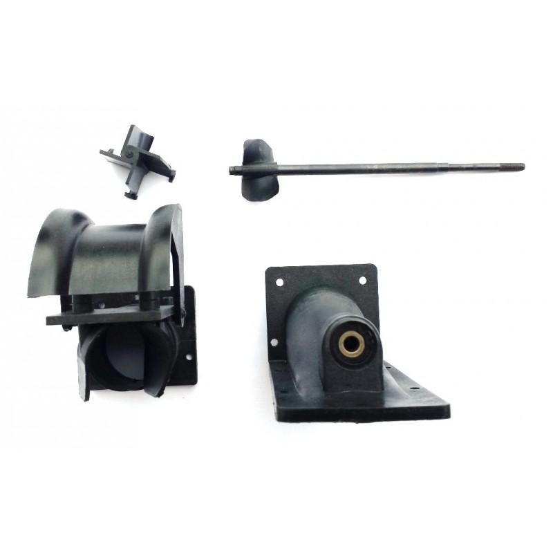 Sistema di propulsione ad idrogetto per motoscafi casa del modellismo - Sistema di aerazione per casa ...