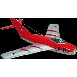 JSB Jet elettrico MIG-15 Fagot con motore Elettrico (art. ULF2100)