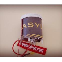 PARACADUTE Easyland MEDIUM TERMINATORE di volo droni fino a 4Kg