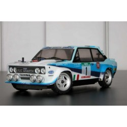 EZpower Carrozzeria FIAT 131 Rally WRC 1/10 verniciata (art. EZRL2332)