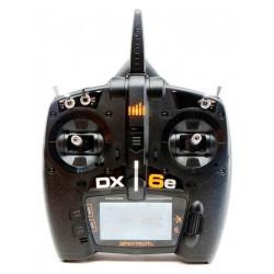 Spektrum DX6e 6 Canali senza ricevente (art. SPMR6650EU)