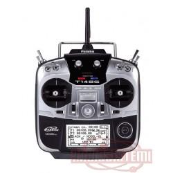 Futaba Radiocomando Tx 14SG + Rx R7008SB 2,4GHz FASST (art. 1114A)