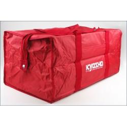 Kyosho Borsone rosso in tessuto 57x31x31cm senza cassetti interni (art. 87619)