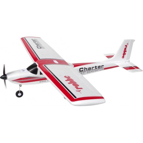 Aviotiger Aeromodello elettrico Charter NXG ARF (art. 2631)