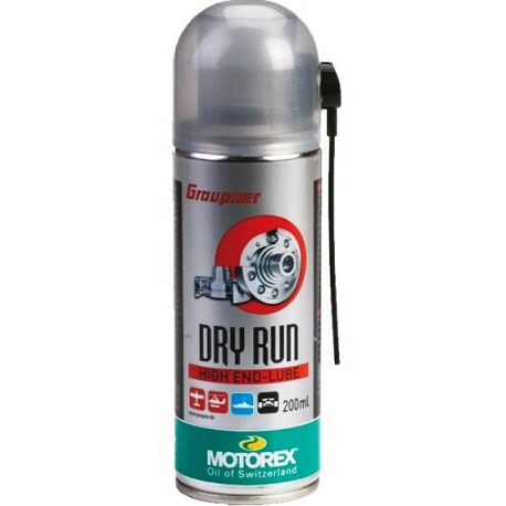 Graupner Lubrificante Dry Run 200 ml (art. 95463)