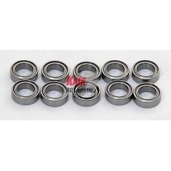 Kair Rc Cuscinetti 5X8X2,5mm ZZ 10 pezzi (art. KRC01003)
