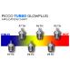 Picco Candela Fredda conica Turbo gradazione 7 On-Road 3 pezzi (art. P7TC)