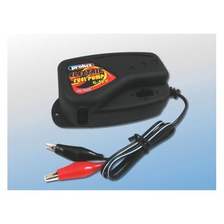 Prolux Hobby Pompa elettrica 6-12V per miscela GLOW (art. PX1660)
