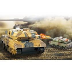 Jamara Panzer Battle Set Leopard II 2,4 Ghz (art. 403634)