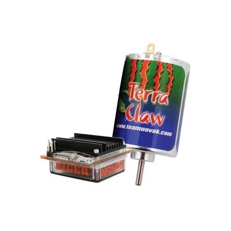 Novak Sistema elettronico terra Clow 55T Crawler (art. NVK3230)