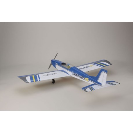 Kyosho Calmato Alpha 40 Sports Blu solo modello (art. 11237BLB)