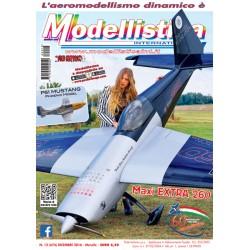 Modellistica Rivista di modellismo n°12 Dicembre 2016