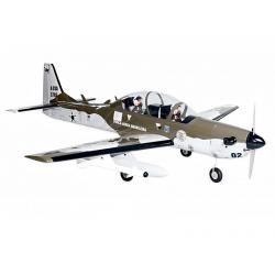 Seagull Models Aeromodello Super Tucano 1650mm ARF (art. SEAVL124)