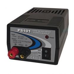 Fusion Alimentatore PS101 100W 8 Ampere 13,8V (art. FO-FS-PS101E)