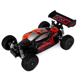 ECX Rc Automodello Revenge Buggy 4WD 1/8 Red/Black RTR (art. ECX04000C)