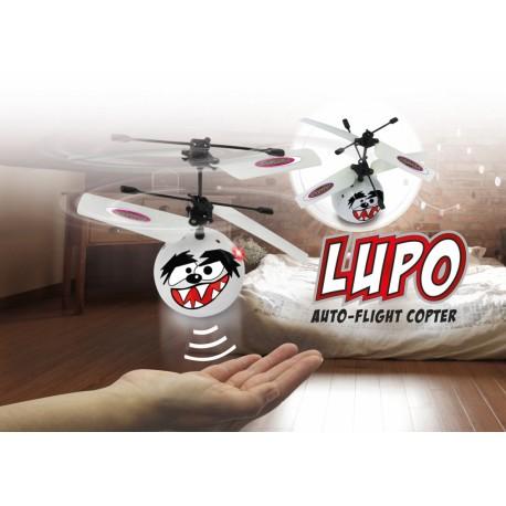 Jamara Lupo Auto flight copter con sensore di altitudine (art. 410026)