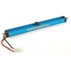 Muchmore Porta batterie AAA per scarica/ricarica (art. MR-3ADBB)