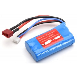 Ripmax Batteria LiPo 7,4V 1500mAh Across Rock Crawler (art. O-GERC000123)