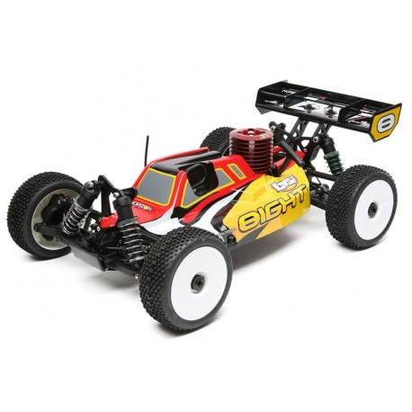 Team Losi Automodello 8IGHT Nitro RTR 1/8 4WD Buggy (art. LOS04010)