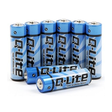 Robitronic Batterie Alkaline stilo tipo AA 8 pezzi (art. R05101)