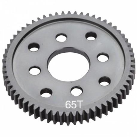Jamara Corona 65 denti in Alluminio per Toxic, Splinter BL, Akron (art. 505548)