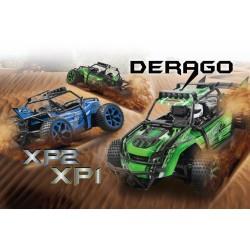 Jamara Automodello Derago XP1 4WD 2,4GHz verde (art. 410012)