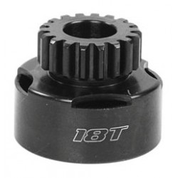 Robitronic Campana frizione ventilata 18T (art. R07612)
