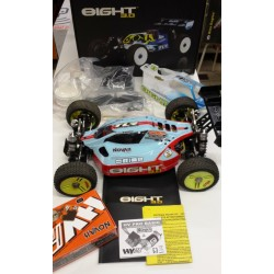 OCCASIONE Automodello Losi 8IGHT 3.0 Buggy 1/8 + motorizzazione Novak