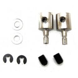 Jamara Fermo di bloccaggio tiranteria diam 2,1mm (art. 170043)