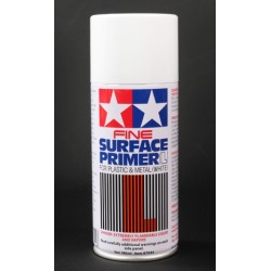 Tamiya Fine Primer Spray bianco 180ml (art. 87044)