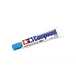 Tamiya Polishing Compound Fine (art. 87069)