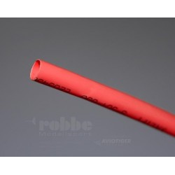 Robbe Termoretraibile 5mm x 1 metro ROSSO (art. 59002005R)