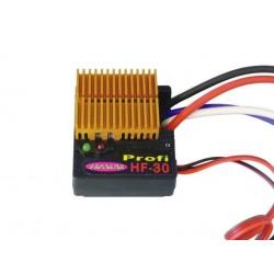 Jamara Regolatore di velocità Profi HF-30 per batterie Ni-Mh (art. 081330)