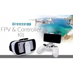 Yuneec Breeze FPV & Controller Kit (art. YUNBFCUS)