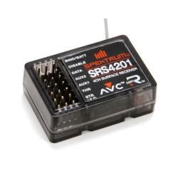 Spektrum Ricevente SRS4201 4 canali DSMR AVC (art. SPMSRS4201)