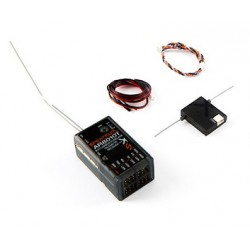 Spektrum Ricevente AR8010T 8 Ch Air Integrated Telemetry Receiver (art. SPMAR8010T)