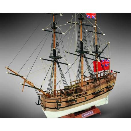 Mini Mamoli HMS Endeavour scala 1/143 (art. EXMM18)
