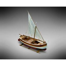 Mini Mamoli Gozzo Mediterraneo a vela scala 1/128 (art. MM07)