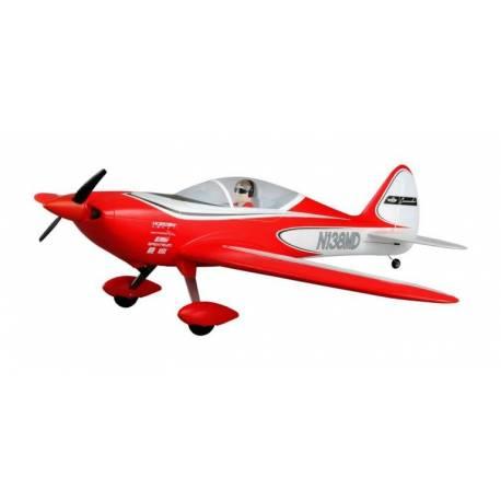 E-flite Aeromodello Commander mPd 1.4m BNF Basic (art. EFL4850)